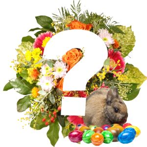 Seasonal Bouquet Easter Style